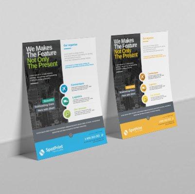 print flyers singapore