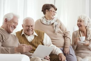 save some money for elder people